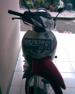 Honda Fit-X B6783NVH