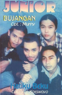 Junior - Bujangan cipt. Murry 1997